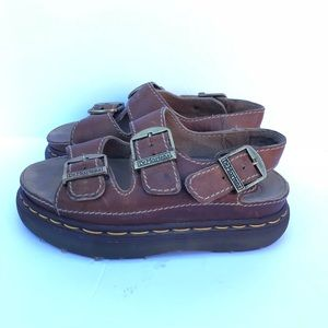 Dr Martens Sandal Womens 6 US/5 UK Made in England